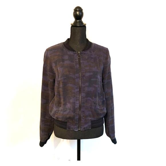 Sanctuary Jackets & Blazers - Sanctuary Designed In Los Angels Camouflage Jacket